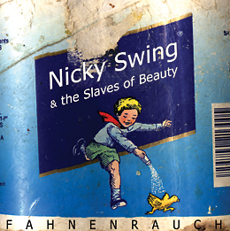 Nicky Swing & the Slaves of Beauty; Martina Gasser; Singende Säge; Musical Saw;